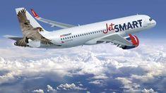JetSmart es una empresa estadounidense que comenzará a volar en el segundo semestre de 2017. Chile es el primer país de la región en el que tendrán operaciones. Los chilenos recién nos estamos acostumbrando a esta batalla por el low cost. Constantemente las aerolíneas nos bombardean con ofertas de pasajes obscenamente baratos y ya no … #pasajesdeavion #pasajesbaratos