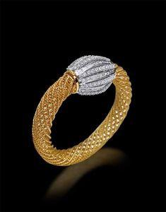 Rosamaria G Frangini   High Golden Jewellery   Mahesh Notandas