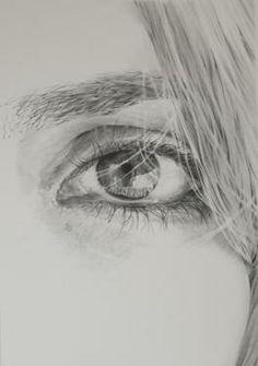 "Saatchi Online Artist james baldwin; Drawing, ""Suzanne"" #art"
