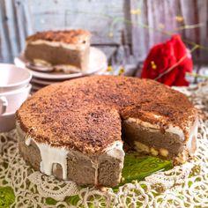 Το πιο ωραίο παγωτό τιραμισού (τούρτα) από την Αργυρώ Μπαρμπαρίγου