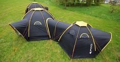 De ene vakantie is de andere niet, maar je tent is altijd hetzelfde. POD niet! Hij bestaat uit verschillende modulaire onderdelen, geschikt voor elke trip!