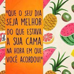 """1,808 curtidas, 14 comentários - ByNina (Carolina Carvalho) (@instabynina) no Instagram: """"Bom dia!!! #frases #humor #preguiça #bomdia #instabynina"""""""