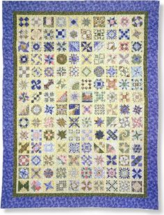Sylvias Bridal Sampler Block of the Month