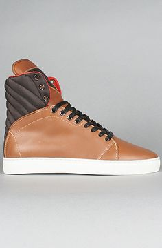 The Propulsion 2.5 Sneaker in Venus A with Ballistic Nylon by Android Homme