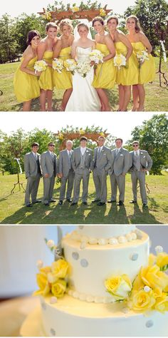 Yellow-Southern-Wedding-4