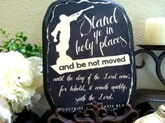Sisters in Zion: Stand in Holy Places