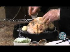 How to cook Perfect Roasted Chicken in the NuWave Oven