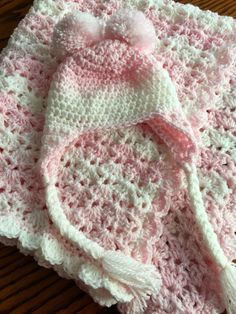"""Lakeview Cottage Kids: FREE Pattern for the """"Soft and Cuddly"""" Crochet Baby Afghan"""