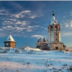 The Church of Varvara the village of Sheinskaya, Arkhangelsk region, Russia. Largest Countries, Countries Of The World, In Ancient Times, Interesting History, Beautiful Architecture, Kirchen, Mosque, Big Ben, Explore