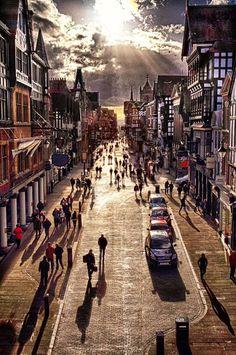chester england England Ireland, England And Scotland, England Uk, London England, Beautiful Places To Visit, Wonderful Places, Chester, Places To Travel, Places To See