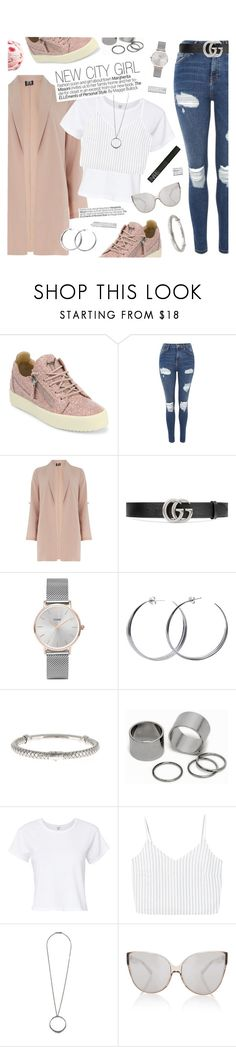Designer Clothes, Shoes & Bags for Women New City, City Girl, Just For Fun, Bottega Veneta, Giuseppe Zanotti, Liberty, Topshop, Gucci, Polyvore