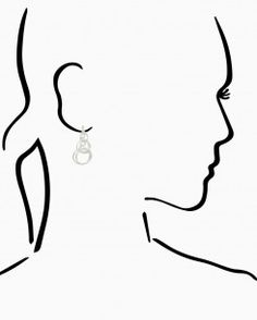 Circles Entwined Earrings
