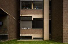 Louis Kahn. Richards Medical Research Building, University of Pennsylvania. Philadelphia. 1957-61 #architecture #philadelphia
