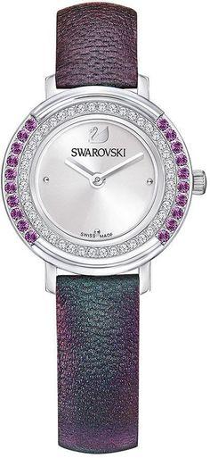 Swarovski Playful Mini Watch, Purple