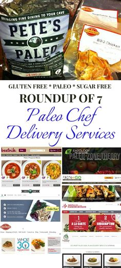 Gain time back in your life with one of these Paleo Food Delivery services offering chef prepared paleo meal delivery straight to your house or office.