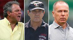Atrás de Marcelo Oliveira no Brasileiro, Abel, Mano e Muricy lideram salários dos técnicos; veja lista dos mais bem pagos