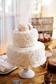 Wedding Cakes on Pinterest
