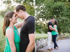 Fells Point Engagement Pictures | Natalie Franke Photography