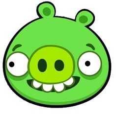 angry bird pig template - angry birds pig zombie mask template by rovio download on