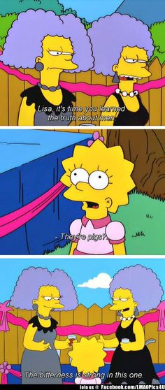 Old Simpson episodes are the best!