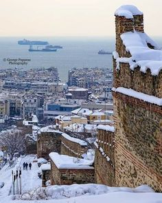 Greece Photography, Travel Photography, Alexander The Great, Thessaloniki, Greek Islands, Holiday Destinations, Paris Skyline, Places To Visit, City