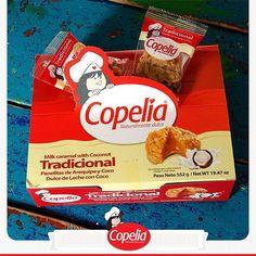 Las #PanelitasDeArequipeYCoco son casi un ícono nacional, pues miles de Colombianos la llevan como obsequio a familiares y conocidos en el exterior. Encuéntralas en presentaciones de tarro por 36 y 50 unidades y caja por 6,12, 24 y 50 unidades. www.alimentoscopelia.com  #Panelitas #Coco #Copelia #Arequipe #Dulce #Cocadas #AmoACopelia #NosGustaCopelia #Instagood #Instafood #DulceDeLeche #LecheCondensada #Postres #Dulce #Sugar #Sweet #colombia