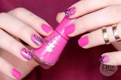 Ultimate Pink - Essence - Ativa - Ludurana - Cleary Spotted - Maybelline - 9ml