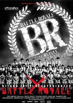 Recommendation of the Day: Battle Royale