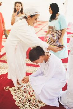 Moroccan Wedding Custom | Gorgeous Moroccan Wedding | Claire Eliza Photography | Bridal Musings Wedding Blog 4