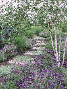52 Fresh Front Yard and Backyard Landscaping Ideas for 2018 Plants, Garden Paths, Beautiful Gardens, Dream Garden, Garden Steps, Gorgeous Gardens, Outdoor, Cottage Garden, Outdoor Gardens