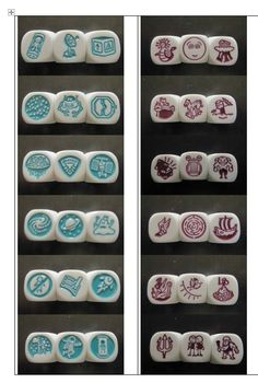 rory's story cubes - ruimte en mytisch Intergalactic and Mythic Story Cubes, Rock Crafts, Diy And Crafts, Diy For Kids, Cool Kids, Therapy Games, Story Stones, Time Games, Adventure Style