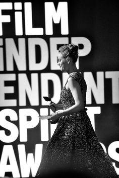 Brie Larson at 31st Film Independent Spirit Awards (2016)