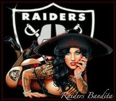 Raiderette Raider Nation Raiders