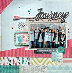 Journey - Crate Paper - Journey Collection