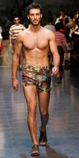 Dolce & Gabbana Collection Men Fashion Show Spring Summer 2013 - Runaway FotoGallery and Video.