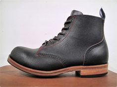 Dundas Type 01 Reverse Black | Dundas Footwear