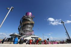 Redcar Beacon pulls in the crowds on its opening weekend. Opening Weekend, Creative Industries, Photos