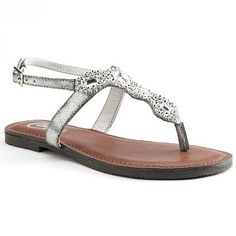 Love these for summer! Kohls.com Candies Thong Sandals - Women