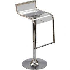 Sleek, modern chair design
