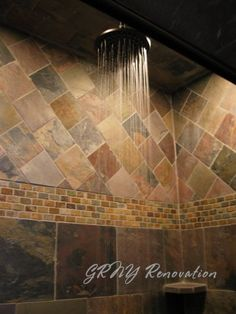 Gorgeous Ceiling Shower for your Bathroom
