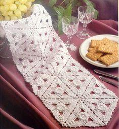 Patterns and motifs: Crocheted motif no. 252