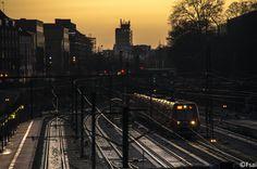 Danemark-Copenhague-Train 1 by François FALANGA on 500px