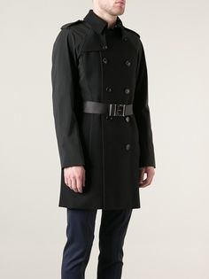 DIOR HOMME - trench coat 8