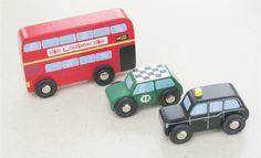 british classics - Indigo Jamm designer toys from a UK based company