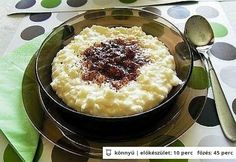 Fitness muffinky bez múky z 3 surovín Russian Recipes, Desert Recipes, Cake Recipes, Sweet Treats, Food And Drink, Pudding, Yummy Food, Favorite Recipes, Lunch