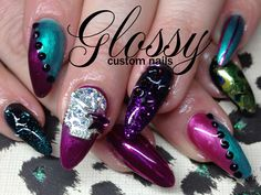 Most of them are Gel and Acrylic artificial nails but you might catch a few natural ones. Some Designs are hand painted and others are. Artificial Nails, Bling, Hand Painted, Gallery, Painting, Beauty, Jewel, Painting Art, Paintings