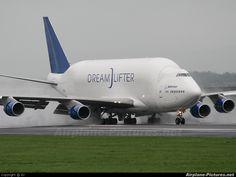 Boeing DreamLifter!
