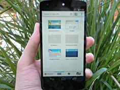 What's all this stuff on the Chrome new tab window? - And here is yet another great post from Android Central for those learning how to use Google products like the Chrome web browser. Syncing tabs can be very useful.