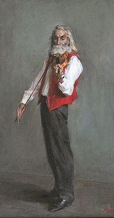 classy…..  violinist byAndrew Drozdov