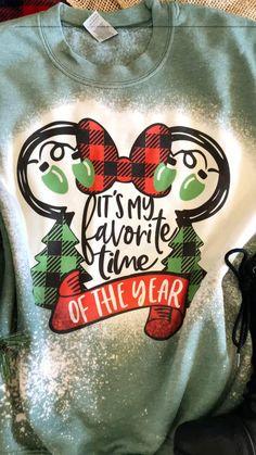 Disney Christmas Shirts, Disney World Shirts, Disney Sweatshirts, Disney Tees, Disney Shirts For Family, Christmas Pajamas, Christmas Sweaters, Disney Holidays, Cricut Monogram